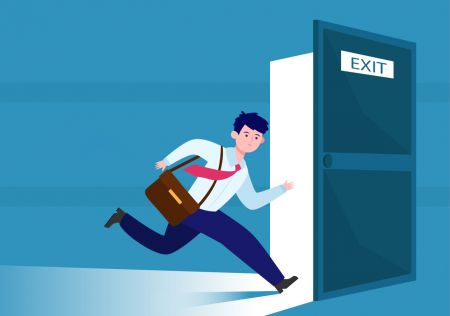 Cukup untuk hari ini. Kapan Anda harus berhenti berdagang di ExpertOption?